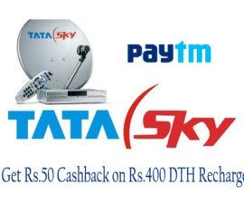 Tata Sky Recharge
