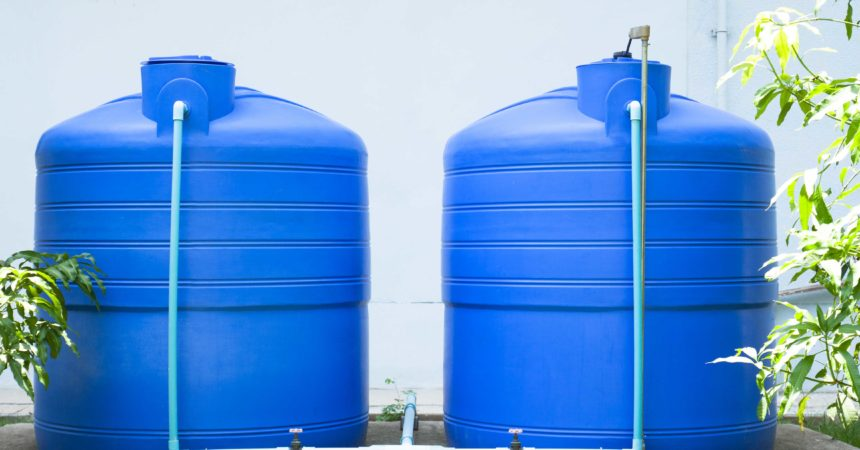 Water Tank At Home