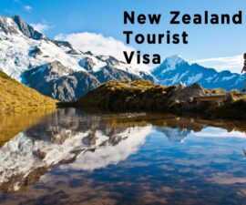 New Zealand Visitor Visa in India